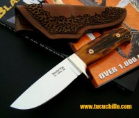 Randy Lee Custom Hunter Hueso Ambar