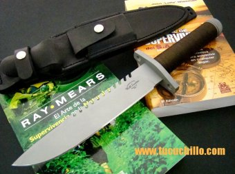Bill Sanders S3 Outdoorsman 440C