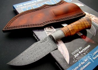 Desrosiers Integral Tundra Hunter Damasco Koa