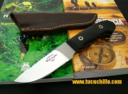 Bill Sanders S1 High Country Hunter 440C