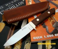 W.C. Davis Loveless Drop Hunter Snakewood