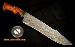 Samuel Lurquin T-Rex Damasco Ironwood