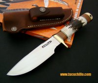 "Randall 25 Trapper 5"" Inoxidable"